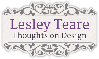 Lesley Teare Needlework design