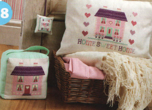 Sweet things cross stitch