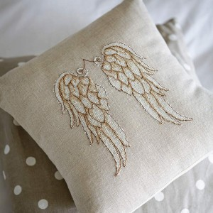 Angels Wings Cushion