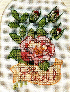 Get Well Cross Stitch